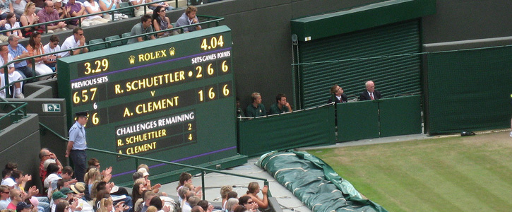 Tennis Scoring - How To Keep Score In Tennis