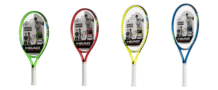 HEAD Speed Djokovic Junior Tennis Racquet