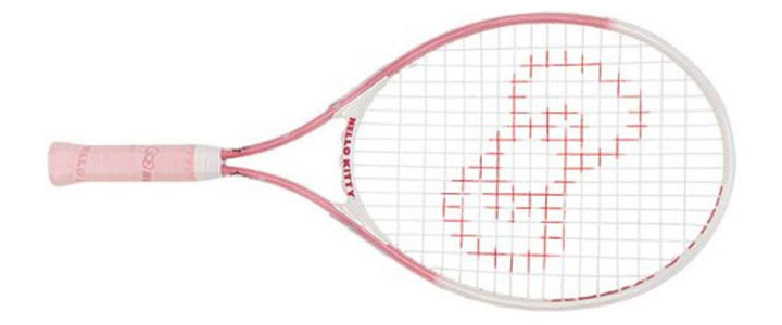 O Kitty Pink Junior Tennis Racquet