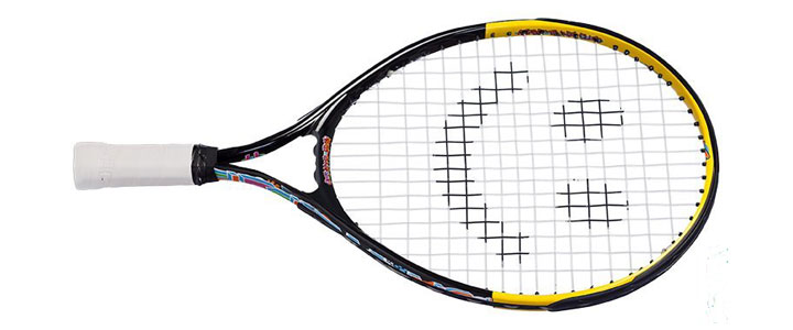 Street Tennis Racquet for Kids