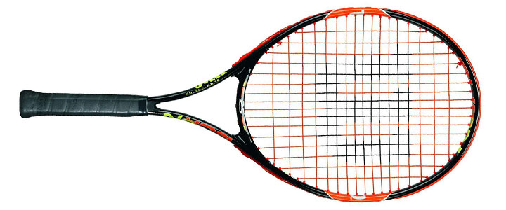 Wilson Burn Black Junior Tennis Racquet