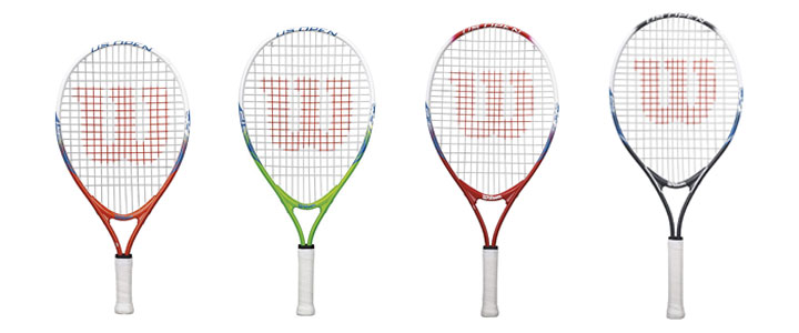 Wilson US Open Junior Tennis Racquets