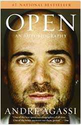 Open - Tennis Book by Andre Agassi