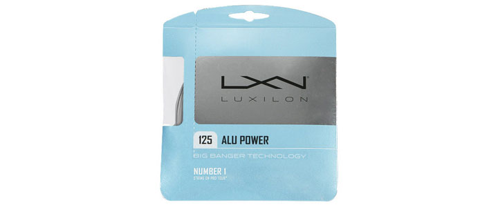 Luxilon ALU Power - Best Polyester