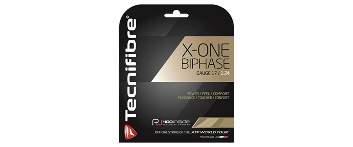 Tecnifibre X-One Biphase - Best Power