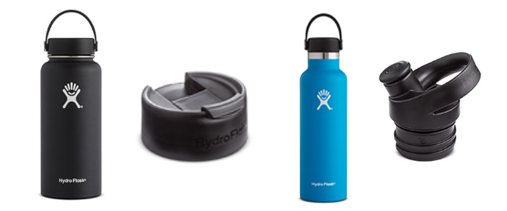 Tennis Gift #2 - Hydro Flask Water Bottle and Lid