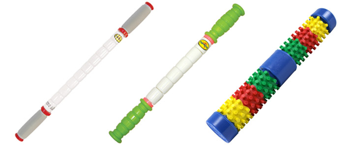 Tennis Gift #3 - The Stick Muscle Massager and Foot Log