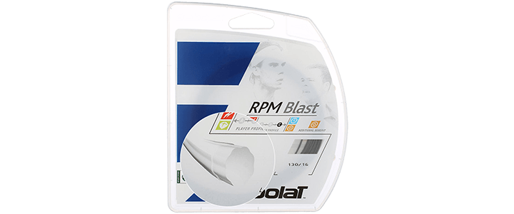 Babolat RPM Blast Polyester Monofilament Tennis String