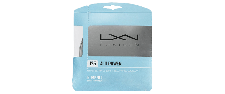 Luxilon ALU Power - Polyester