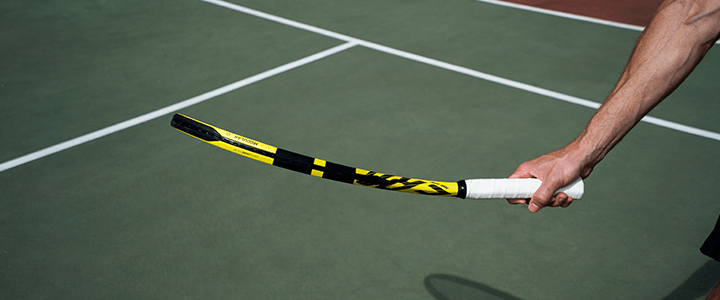Tennis Racquet Stiffness & Flex: Explanation, Video, Charts