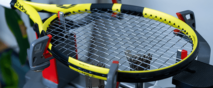 Tennis String Tension Loss Considerations