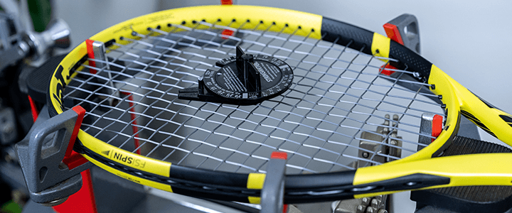 Tennis String Tension Tester