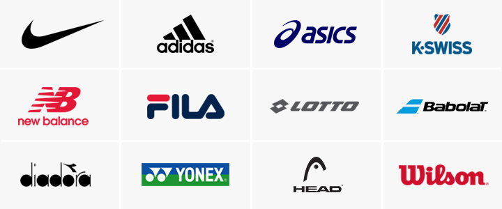 14 Best Tennis Shoe Brands: History & Top Models for Men & Women