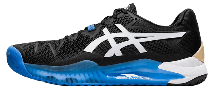 Asics Gel Resolution - Durability Tennis Shoe
