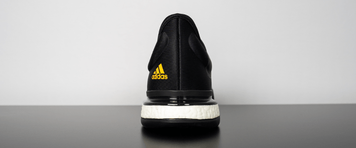 adidas SoleCourt Boost: Back Heel