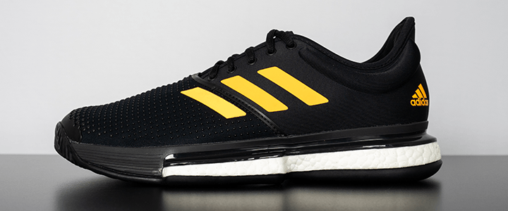 adidas SoleCourt Boost: Outside Edge
