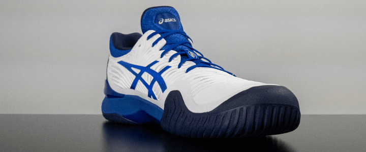 Asics Court FF 2: Front Angle Toe