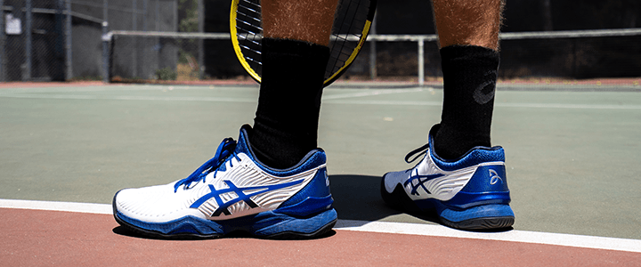 Asics Court FF 2 Novak Djokovic: In-depth Review & Playtest