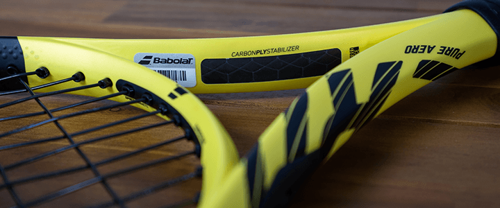 Babolat Pure Aero Carbon Ply Stabalizer Technology