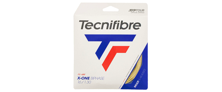 Tecnifibre X-One Biphase Multifilament Tennis String