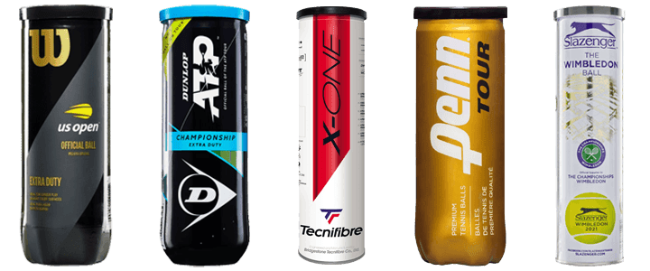 Tennis Balls | Buyer's Guide + 12 Best Cans for Performance